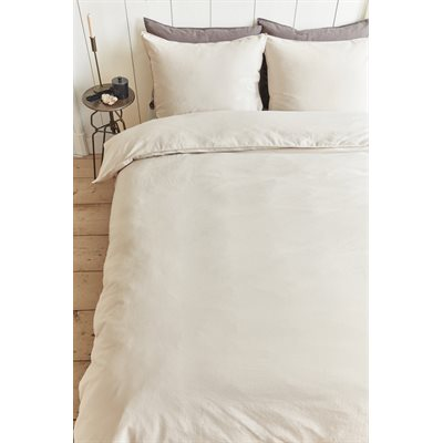 Natural Stone nude duvet cover