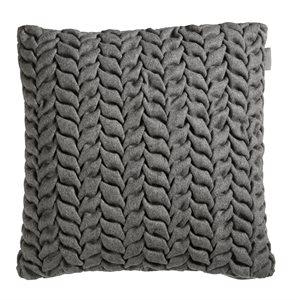 Chubby grey cushion