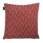 Ruby rasberry cushion