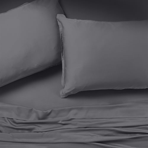 Bambou charcoal sheet set