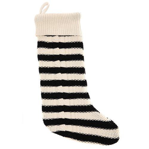 Jujube black Christmas stocking