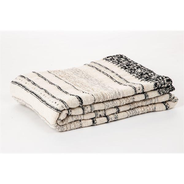 Jeté tricot Nana