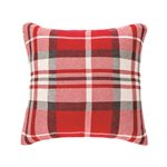Scotland plaid cushion