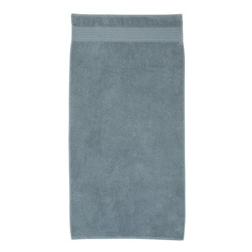 Spa blue bath towel