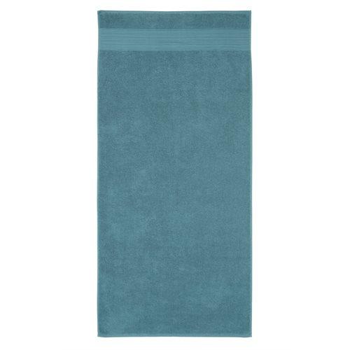 Spa turquoise bath towel