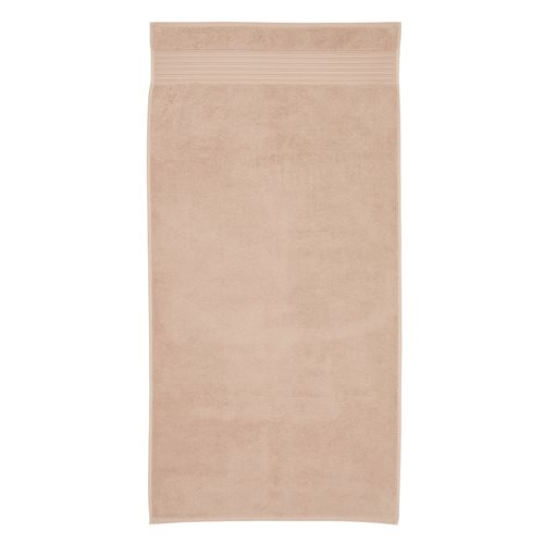 Spa soft pink bath towel