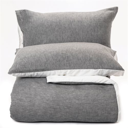 Home 88 grey duvet cover