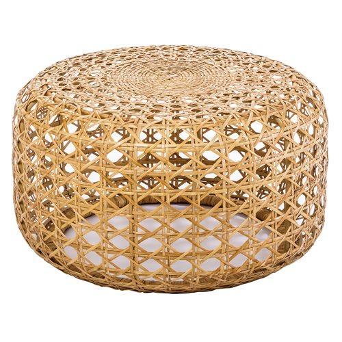 Aria rattan coffee table