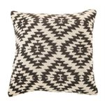 Arold grey cushion