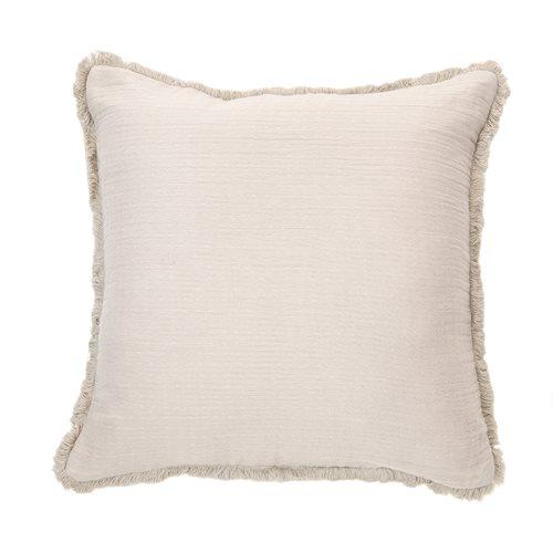 Bloom natural cushion