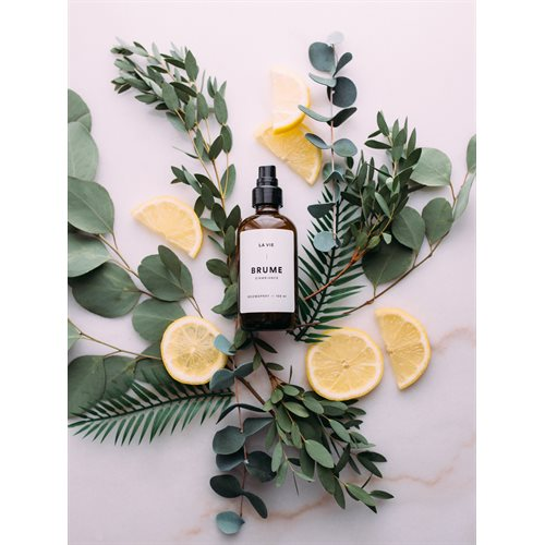 Eucalyptus-lemon room spray