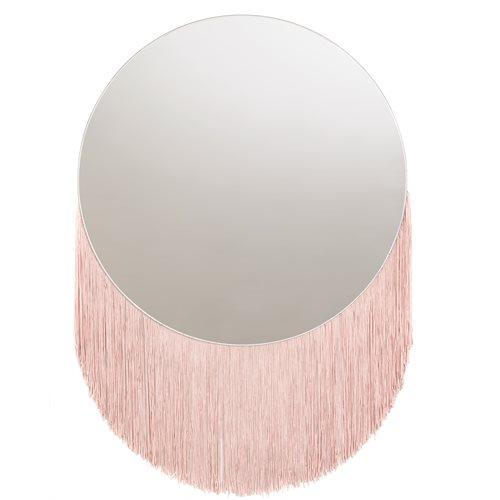Cancan pink mirror