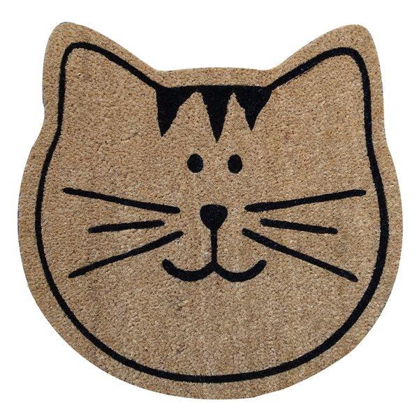 Carpette de coco Cat