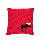 Ginger red cushion