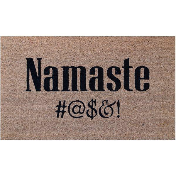 Carpette de coco Namaste