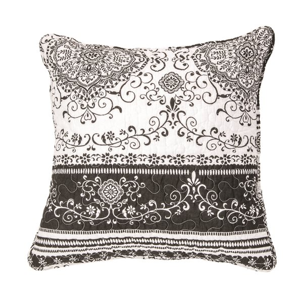 Cache coussin Onyx