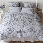 Sidonie embroided duvet cover