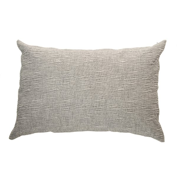 Cache oreiller gris Westmount